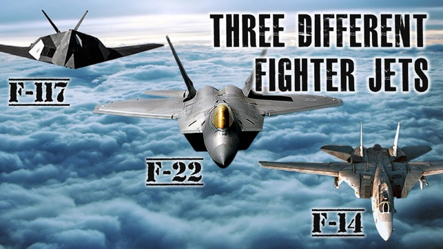 A Dogfight Combat Shooter - Modern Jet Fighter Game HD Free on the