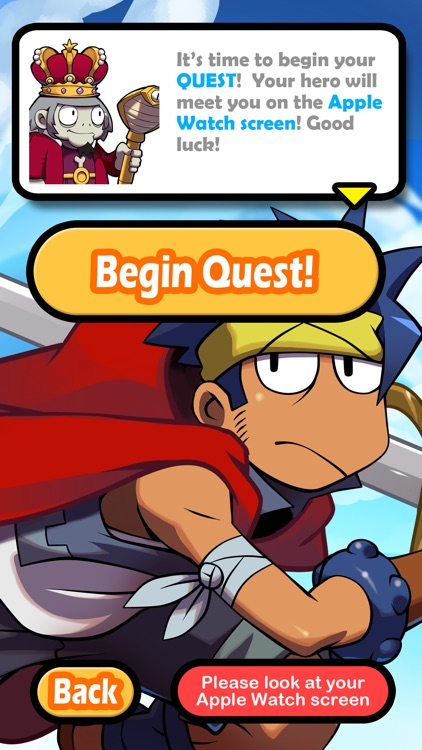Watch Quest! Heroes of Time screenshot-3