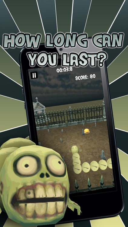 Zombie Snake HD - Classic Arcade Hits