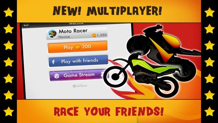 Motorcycle Bike Race Fire Chase Game - Pro Top Racing Edition screenshot-4