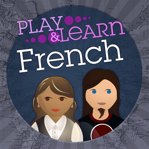 Play & Learn French - Speak & Talk Fast With Easy Games, Quick Phrases & Essential Words icon