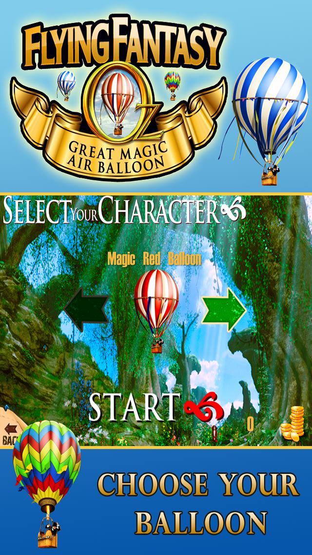 オズフライングファンタジー - グレートレースゲーム魔法の熱気球でのおすすめ画像3