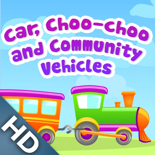 Vehicle Adventure PRO - ABC Baby - 3 in 1 Game for Preschool Kids – Learn Names of Means of Transportation icon