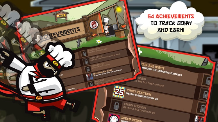 Legend of Fat Ninja screenshot-4
