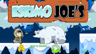 Eskimo Joe's Polar Adventure : Baby Penguin Mega Rescue