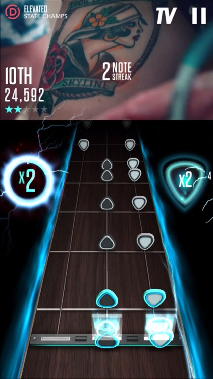 Guitar Hero® Live screenshot-2