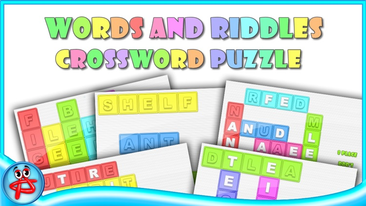 Words and Riddles: Free  Crossword Puzzle