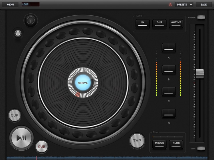 DJ Control screenshot-1