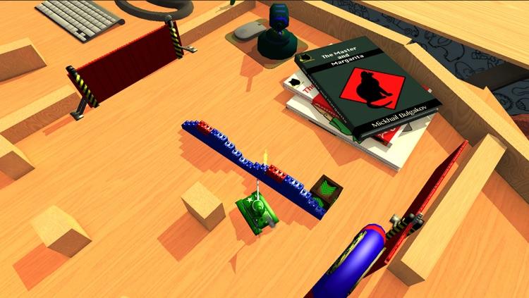 Toy Tank Wars screenshot-3