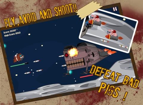 【动作射击】太空野猪