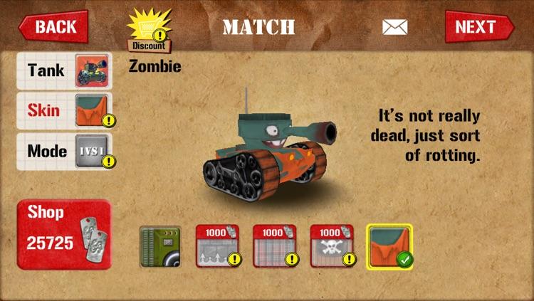 ENDI Tank Battle Multiplayer