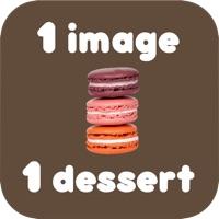Codes for 1 image 1 dessert Hack