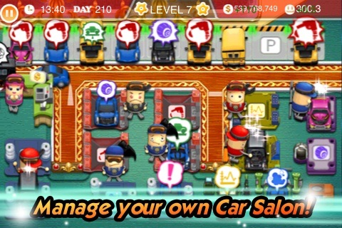 My Car Salon screenshot-4
