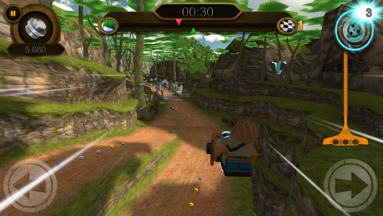 LEGO® Legends of CHIMA: Speedorz™ screenshot-0