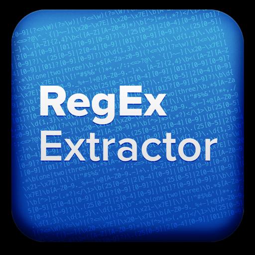 RegEx Extractor