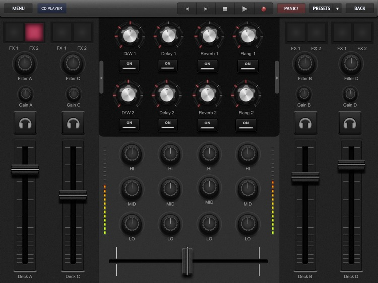 DJ Control screenshot-2