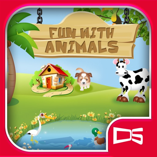 Fun With Animals for iPhone icon