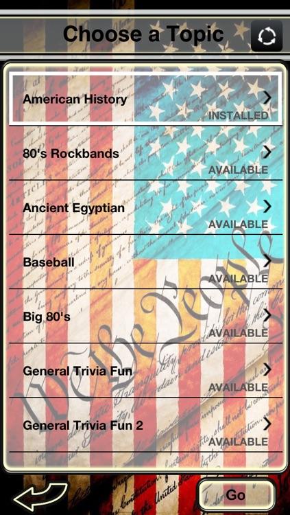 American History FunBlast Trivia Quiz