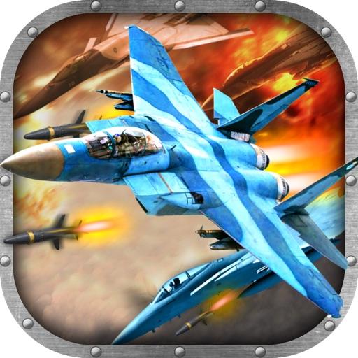 2D Jet Fighter Combat Game - Бесплатные Военные Игры Леталки Стрелялки на Самолетах