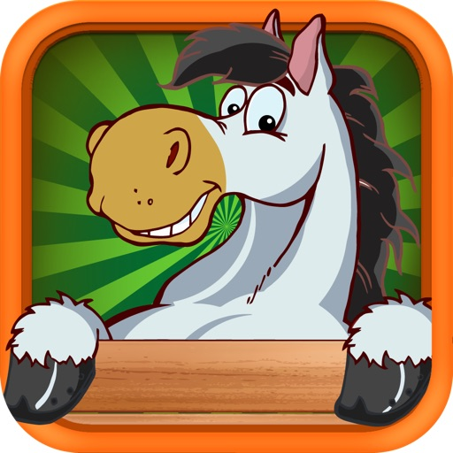 Amazing Horse Run Adventure