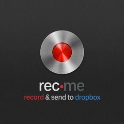 rec.me record voice & send to dropbox