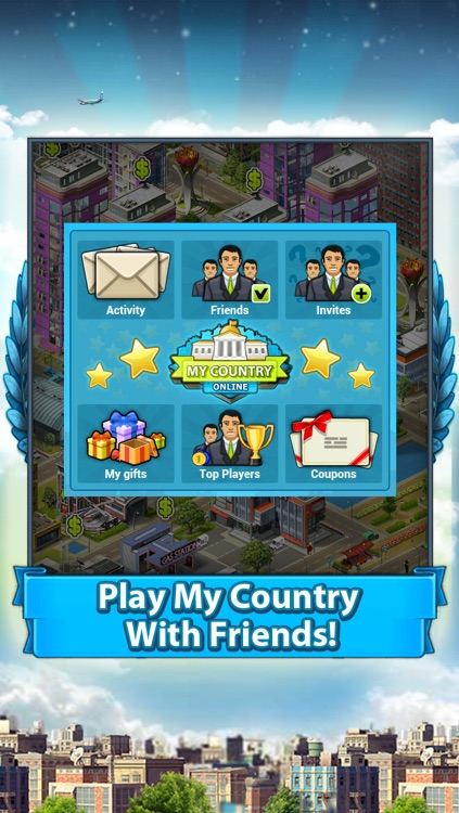 My Country: build your dream city HD screenshot-3