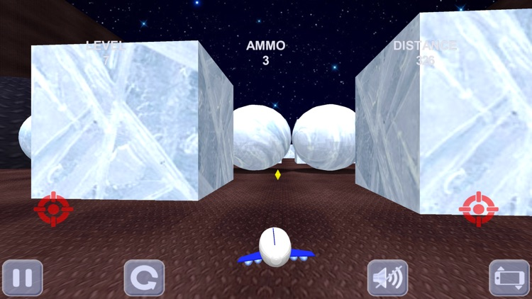 Space shuttle and labyrinth 3D screenshot-4