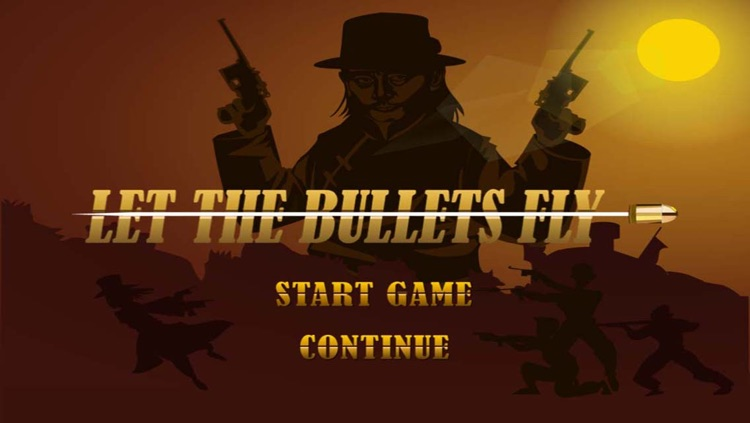 BulletsFlyFree