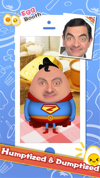 EggBooth - Humpty Dumpty screenshot-0