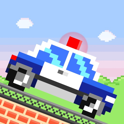 Tiny Racers Game - Free 8-Bit Retro Pixel Car Racing Games icon