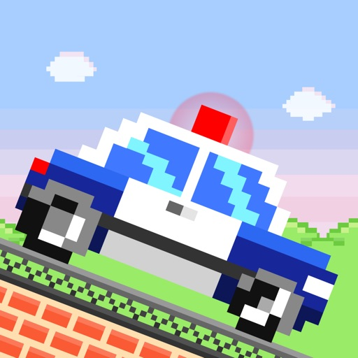 Tiny Racers Game - Free 8-Bit Retro Pixel Car Racing Games