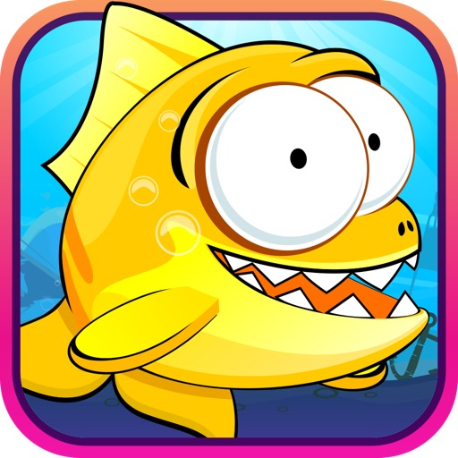 Finding Fish Rampage