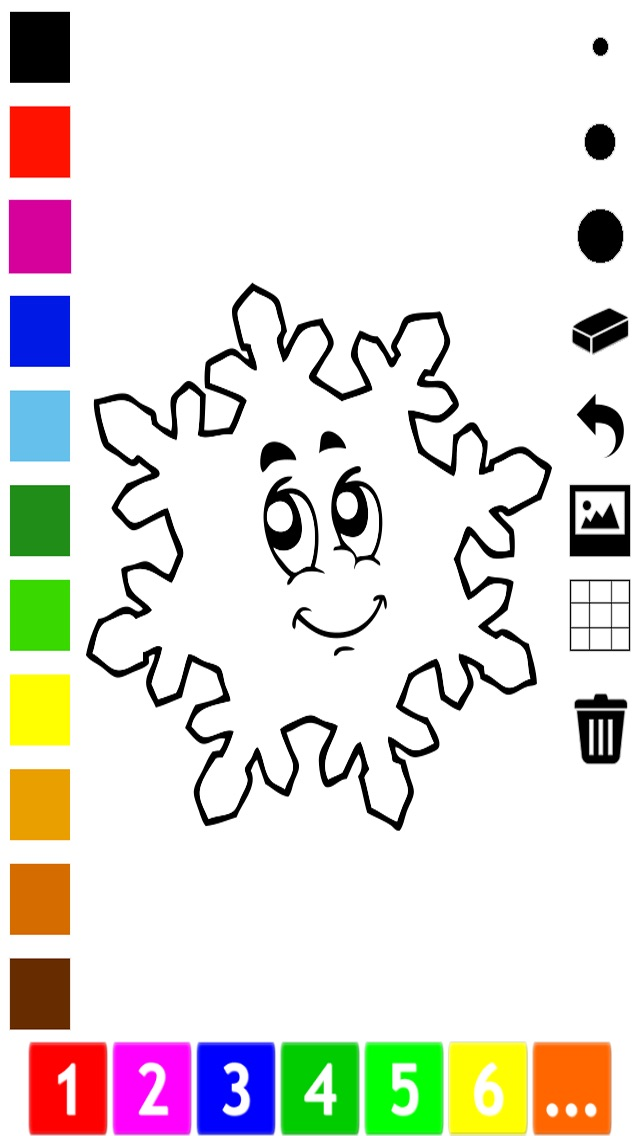 A Weather Coloring Book for Children: Learn to color the world - by ...