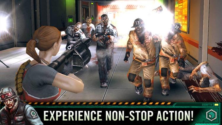 Contract Killer Zombies 2 screenshot-4