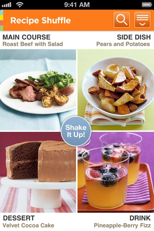 Martha's Everyday Food: Fresh & Easy Recipes screenshot-4