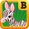 Baby Zebra Sky Dash : Little Zoo Friends Flight