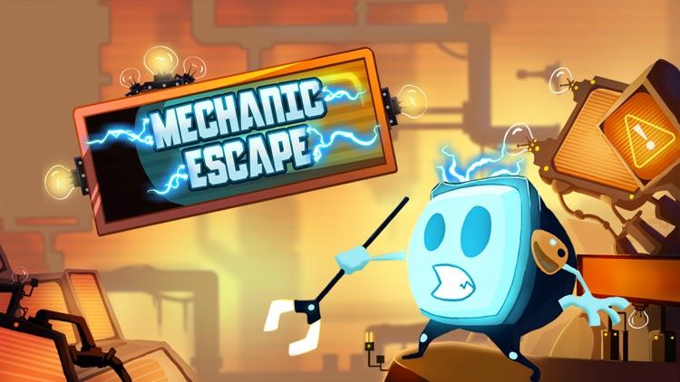 Mechanic Escape screenshot-0