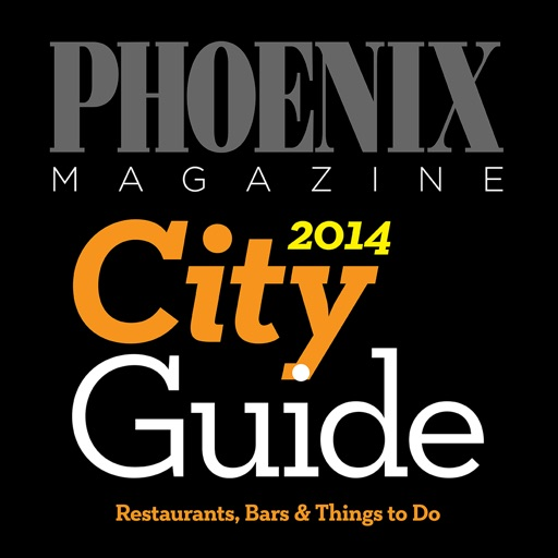 Phoenix Magazine 2014 City Guide