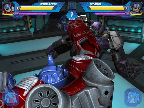 Transformers: Battle Masters-ipad-2