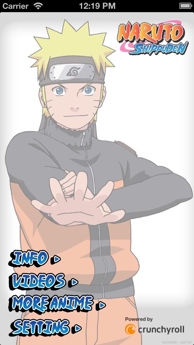 Naruto Shippuden Official - Watch Naruto FREE! Screenshot