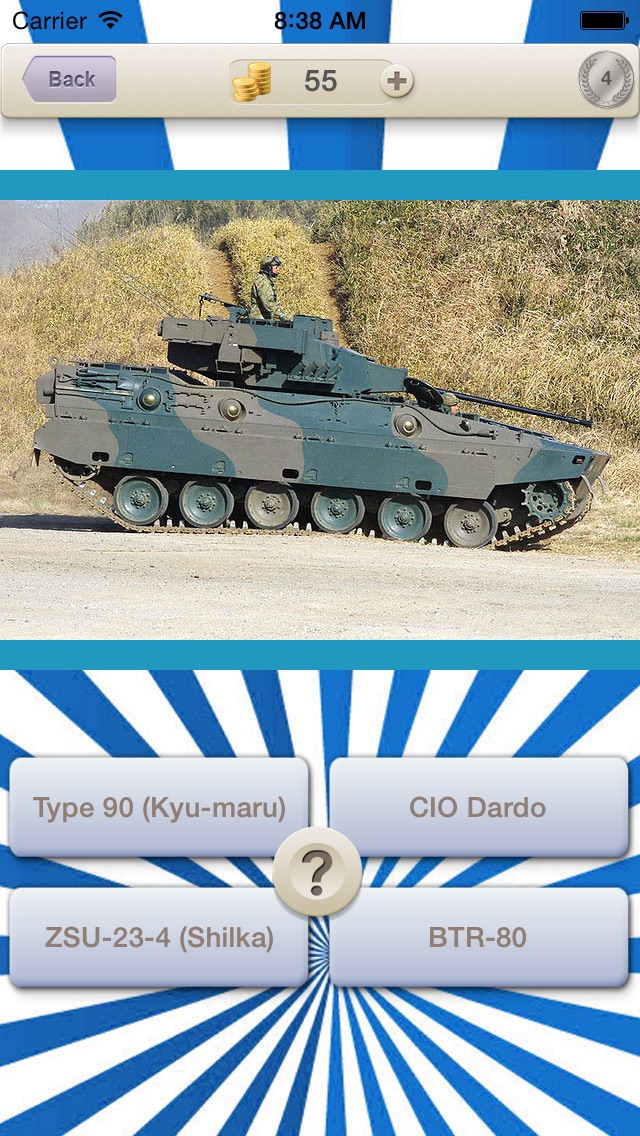 Tank Quiz :Word Game Guess Name of Armored Tanker History World War hack tool