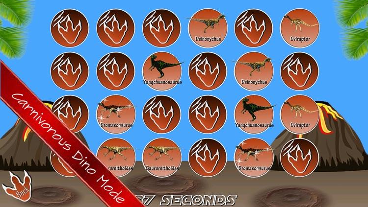 Dinosaur Memory Game For Kids screenshot-3