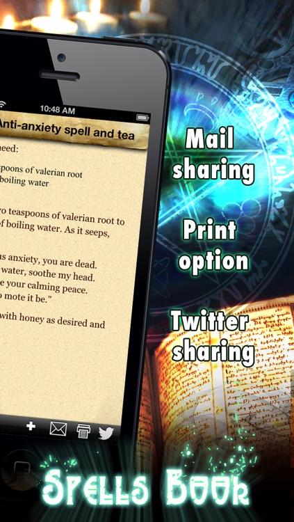 Spells and Witchcraft Handbook screenshot-4