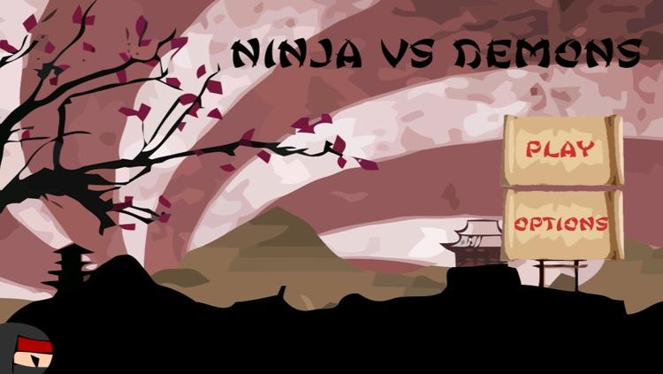 Ninja Vs Demons