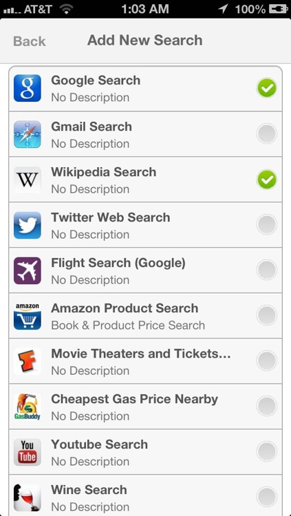 SearchOn: Redefine the Way to Search On Web and Apps screenshot-3