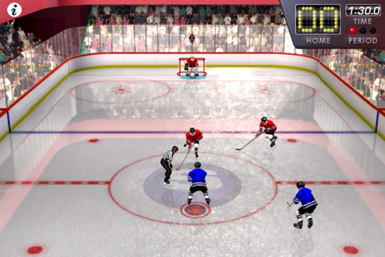 Slapshot Frenzy™ Ice Hockey screenshot-4