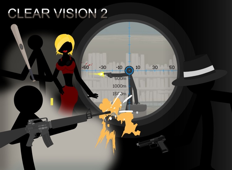 Clear Vision 2 HD Free screenshot-0