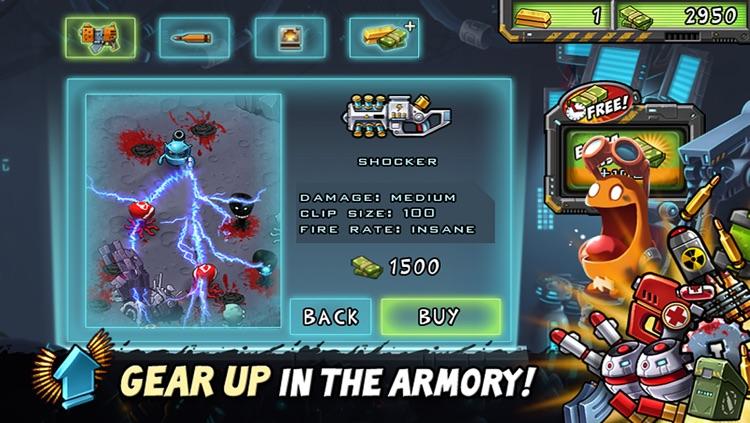 Monster Shooter - Dual-Stick Mayhem Perfected! screenshot-3