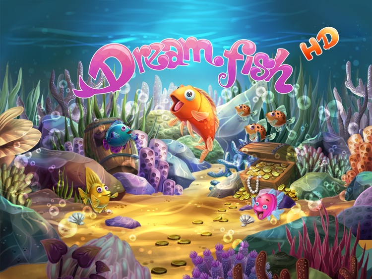 Dream Fish HD screenshot-0