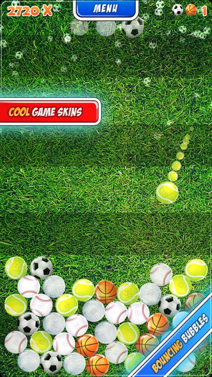 Bouncing Bubbles LITE - The absolutely crazy bubble shooter game screenshot-3